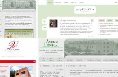 Palpita la vida, Antiguo Europeo, Rotonda verde, Restaurante Valverde...