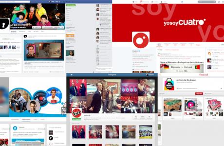 """Gestión de redes sociales desde sus inicios en <a href=""""http://www.mediaset.es/"""" target=""""_blank"""">Mediaset España</a>.  Entre nuestras atribuciones están la apertura de nuevas cuentas y correos asociados, configuración (cambios de grafismo, nuevos administradores...), coadministración junto con el equipo de contenidos multimedia, designación de nuevos administradores o creadores de contenidos, cambio periódico de contraseñas, monitorización, actualización de listados (contraseñas, número de seguidores, evolución...), instalación de aplicaciones (concursos, aplicaciones entre redes...), reclamaciones (cuentas falsas, suplantaciones...), y consultoría variada (creación e instalación de nuevos widgets, cambios de normas Twitter o FB, creación y gestión de aplicaciones, acortadores, dominios...)"""